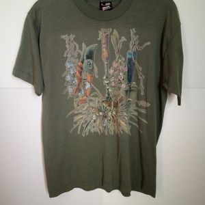 Other - Vintage Graphic T-Shirt single stitch